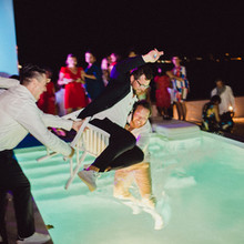 wedding photographer in Paros