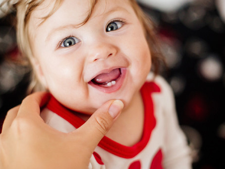 Caring for your baby's oral health