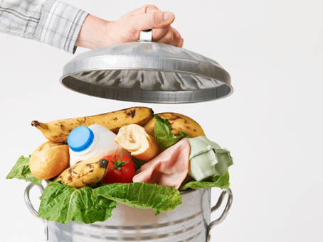 True or false: Households are the biggest source of food waste in Lane County.