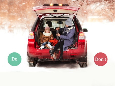What to keep (and not to keep) in your car for winter