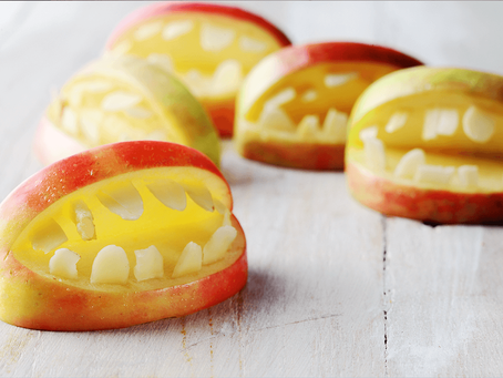 Take the scare out of Halloween candy