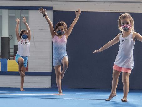 Why learn gymnastics?