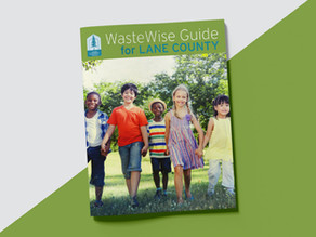 Get Your Guide to Living WasteWise in Lane County