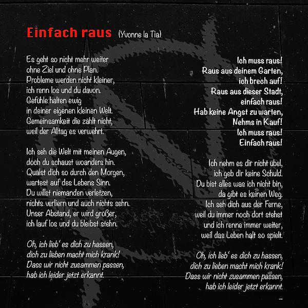 Einfach raus_lyrics.jpg