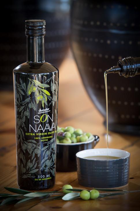 Bottled Son Naava Olive Oil