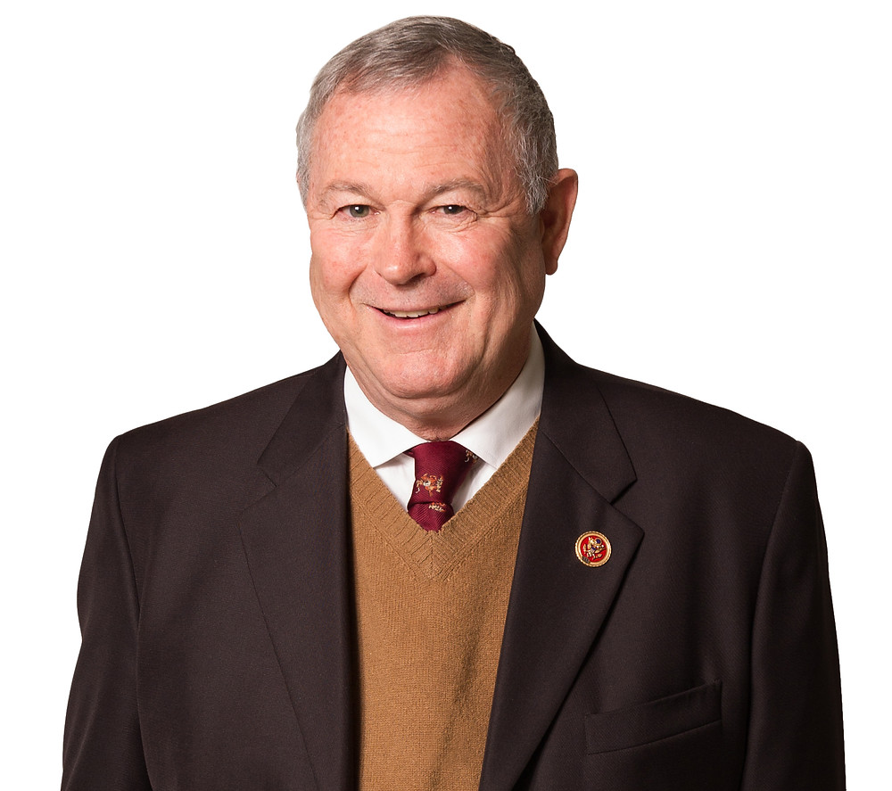Rep. Dana Rohrabacher, chairman of the House Foreign Affairs Subcommittee on Europe, Eurasia, and Emerging Threats.