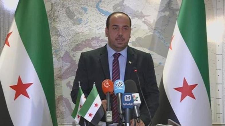 The head of the High Negotiations Committee, Naser al-Hariri, said that Iran's militias were behind the chemical attack targeting Aleppo. (File photo: Al-Arabiya)