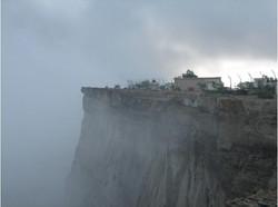 Ormara under the clouds!