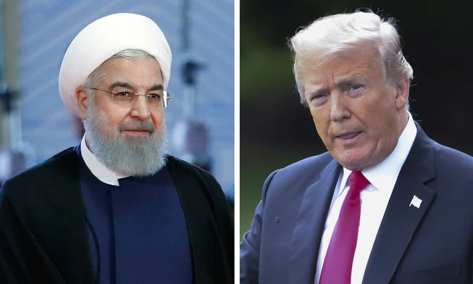 Trade with Iran and you won't trade with US, Trump warns