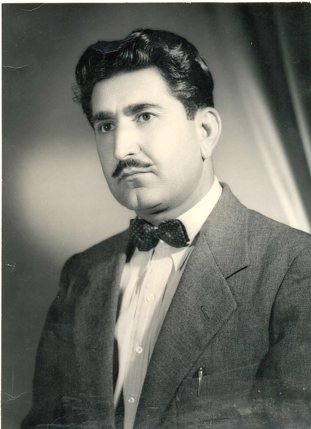 People's Poet of Balochistan, Mir Gul Khan Nasir.