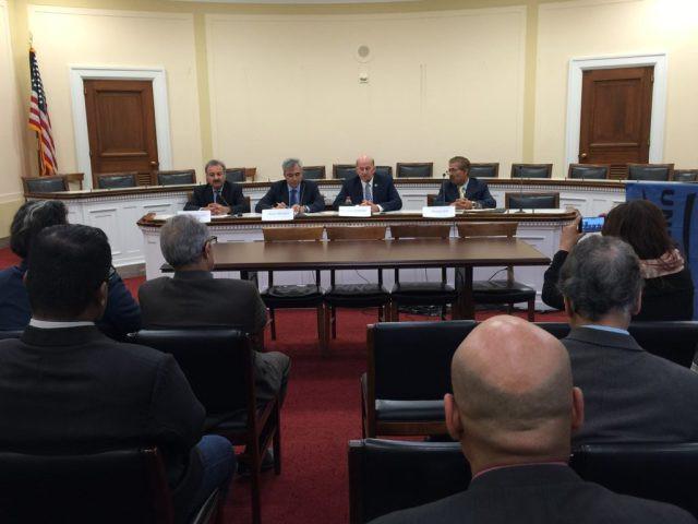 U.S. Congressman Louie Gohmert Reiterates Support for Independent Baluchistan at a Congressional Bri