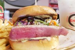 Ahi Sandwich