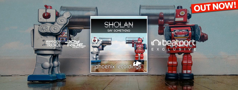 Sholan - Say Something