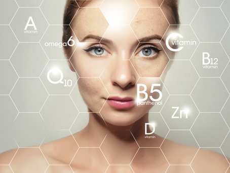 The A, B, C's of Skin Vitamins