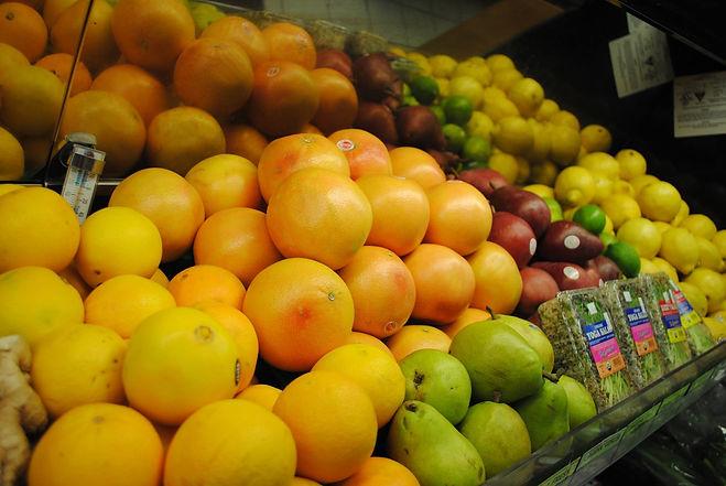 Organic Produce Green Planet