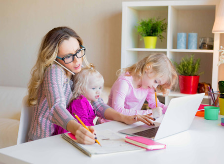Managing Kids at Home During Covid: The Five Top Effective Strategies for Family Harmony