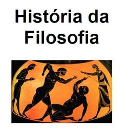 Resumo: história da filosofia