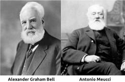 O telefone não era não Graham Bell!