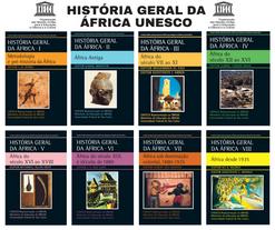 Baixe a Coleção História Geral da África em português produzido pela Unesco em PDF