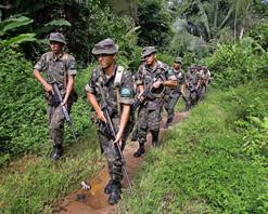 Gringos de farda na Amazônia