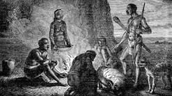 Os Apukás e os Mágicos do fogo