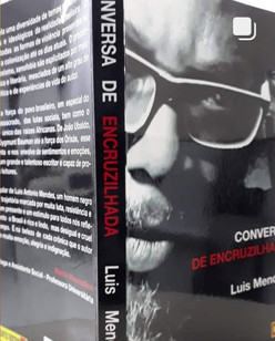 Lançamento do livro: Conversa de Encruzilhada – Luis Mendes