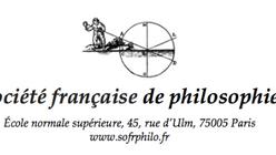 """Declaração da Sociedade Francesa de Filosofia - """"Sobre o futuro da filosofia e da sociologia na"""