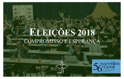 Mensagem da CNBB  e o compromisso com a esperança nas Eleições 2018