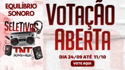 Votem no Equilíbrio Sonoro de Apucarana / Festival TNT Sons da Rua 2018