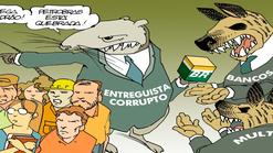Deputados do Paraná que entregaram o pré-sal as empresas multinacionais através do PL Nº 8.939/17