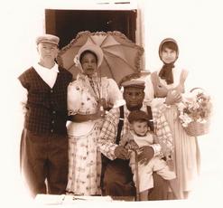 Família Curitibana e a visita surpresa.