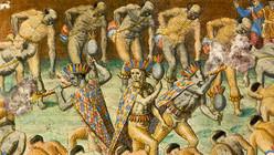 A chegada na tribo dos Apukás