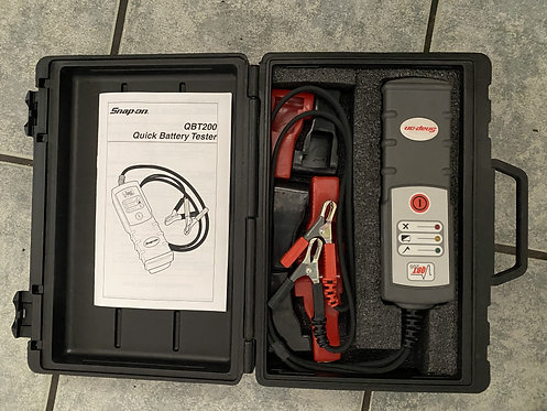 Snapon Model QBT200 Quick Battery Tester