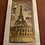 Thumbnail: Charlotte Russe Paris Themed Cell Phone Case with Pin, Iphone 4 or 4s