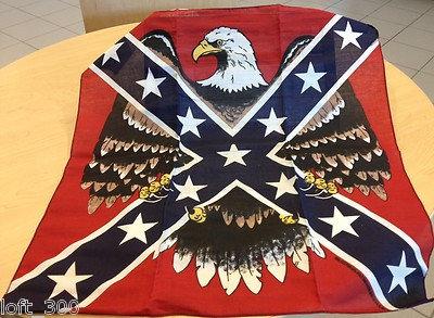 Eagled - Red, White, Blue & Black American Flag Ty