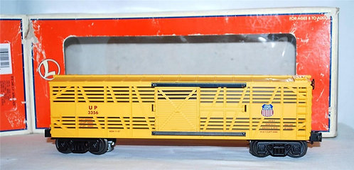 1999 Lionel 6-16790 UP 3356 Stockcar with Sounds