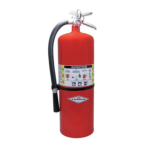 Amerex A411 Dry Chemical 20lb Fire Extinguisher