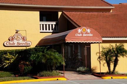 Club Sevilla Resort Kissimmee FL Week 51 - Sale