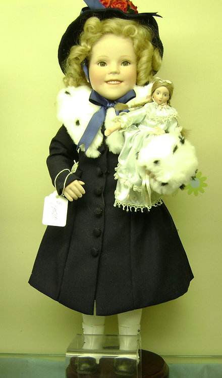 Shirley Temple The Limited Edition Collector Doll