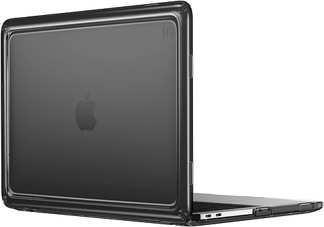 Speck Products 91219-5446 Presidio Clear Onyx Black Case for MacBook Pro 13in