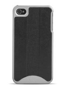 iFrogz Fusion Executive iPhone 4 & 4s Black/Silver
