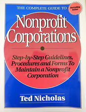 Complete Guide to NonProfit Corporations (SbS)