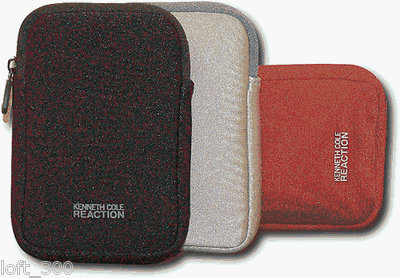 Kenneth Cole Reaction 558290 R-Tech GPS Soft Case