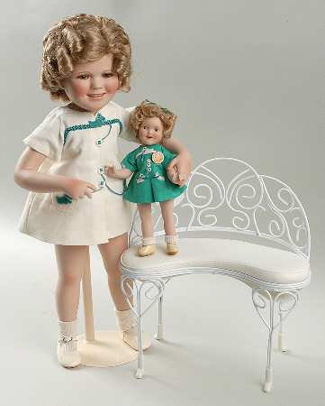 """Shirley Temple """"Our Little Girls"""" Two of a Kind"""