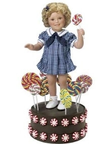 Sing and Dance Shirley by Danbury Mint