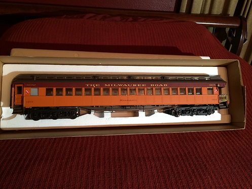Aristocraft 31403 Heavy Weight Observation Car MLW