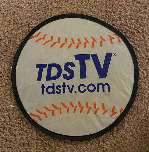 Stadium Baseball Team Rallying Fan Disc - 10 inch diameter
