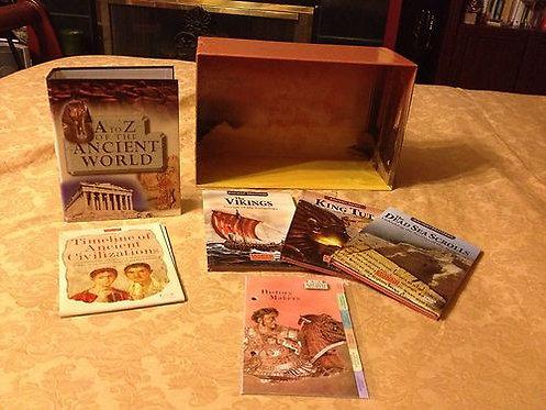 3 DVD Set - Tut, Dead Sea Scrolls, Vikings