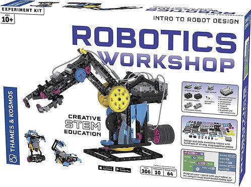 Thames & Kosmos Robotics Workshop 2604L42D3820 (620377)