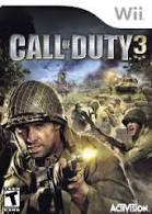 Call Of Duty 3 [Nintendo Wii]